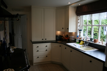 Painted Handmade Kitchen in Maldon, Essex