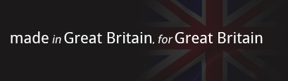 Made in Great Britain, for Great Britain